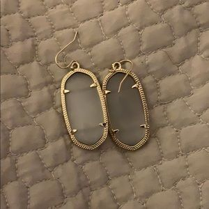 Danielle Gold Drop Earrings